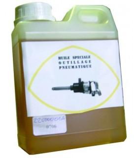 huile lubrificateur d'air