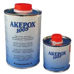 AK AKEPOX 1005 Super Liquide Transp. Clair - Bte 1,25 kg