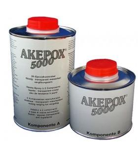 AK AKEPOX 5000 liquide transparent cristal - Bte 1,5 kg
