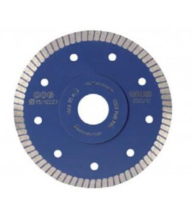 DIS 125 PLAT JCC ULTRA FIN (1.2mm) CENTRE RENFORCE