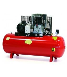 COMPRESSEUR ELEC 10Cv / CUVE 500 L - D70-500 ET