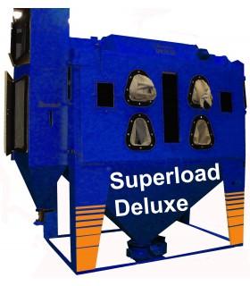 CABINE DE SABLAGE SUPERLOAD Mono Filtration HEPA