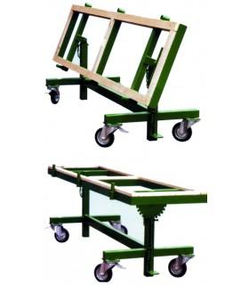 TABLE TRAVAIL DECO MOD G L250 ISE31-250x58x80