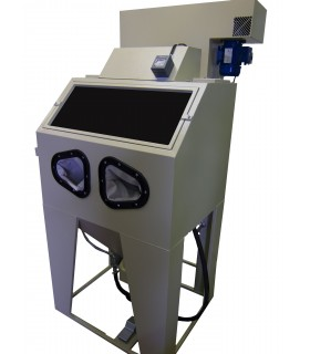 CABINE DE SABLAGE 101P Filtration HEPA