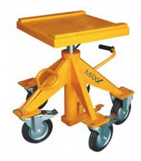 TABLE TAILLE HYDR 5PIEDS 800KG