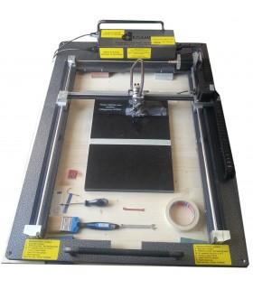MACHINE GTECH LITHOGRAVURE Mod. A 300 X 400 MM avec 5 fraises incluses