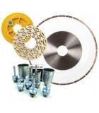 Outils diamantés pour CN et machines d'atelier