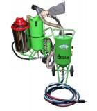 Sableuses portatives à recyclage ou à jet libre